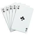 Classement des cartes au rami