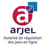 Logo ARJEL